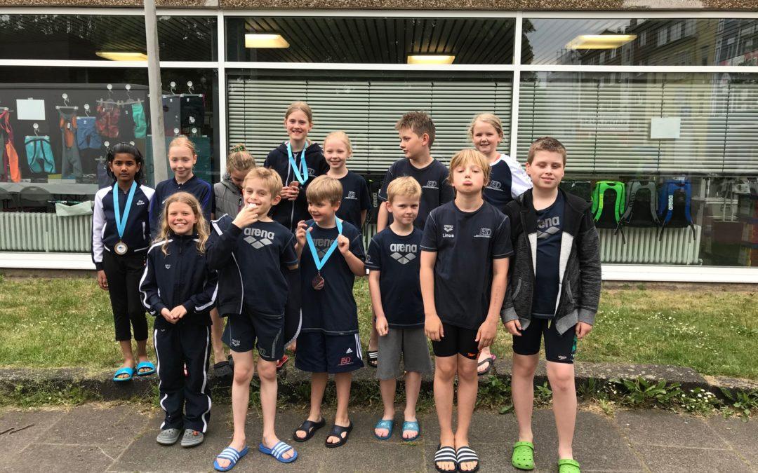 Juniorteam und Perspektivkader Süd erfolgreich in Duisburg