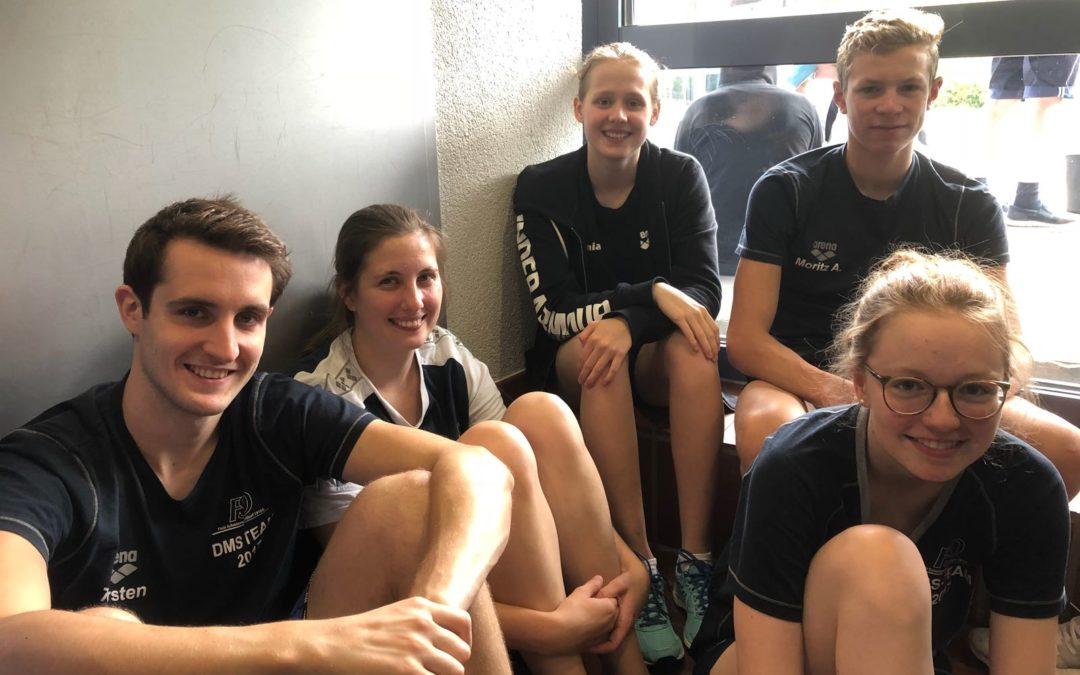 NRW-Meisterschaften der älteren Jahrgänge mit neuen Bestzeiten