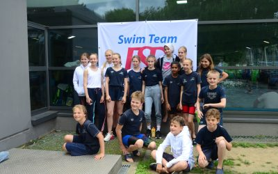 Freie Schwimmer stark bei den Verbandsmeisterschaften in Solingen