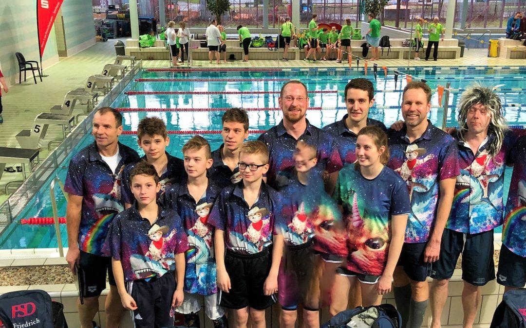 DMS 2019: Zweite Herrenmannschaft in Remscheid