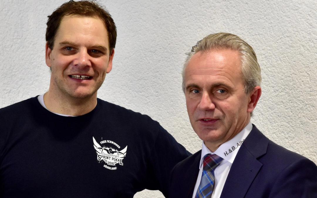 12.06.2016 | Rainer Klaeren zum Vorsitzenden gewählt