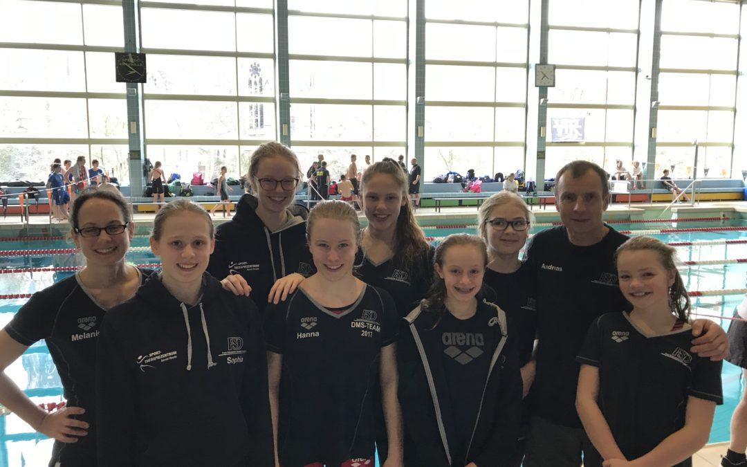 DMS 2018: Landesliga mit unseren Damen in Aachen