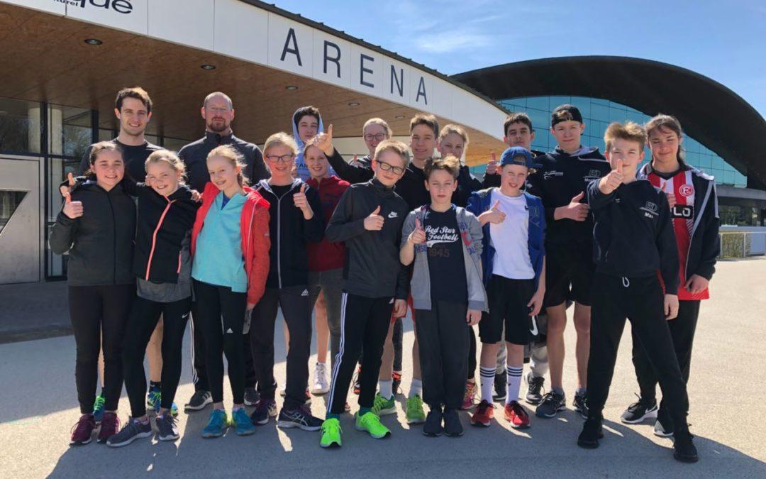 Luxemburg 2018 – Trainingslager der Wettkampfmannschaft