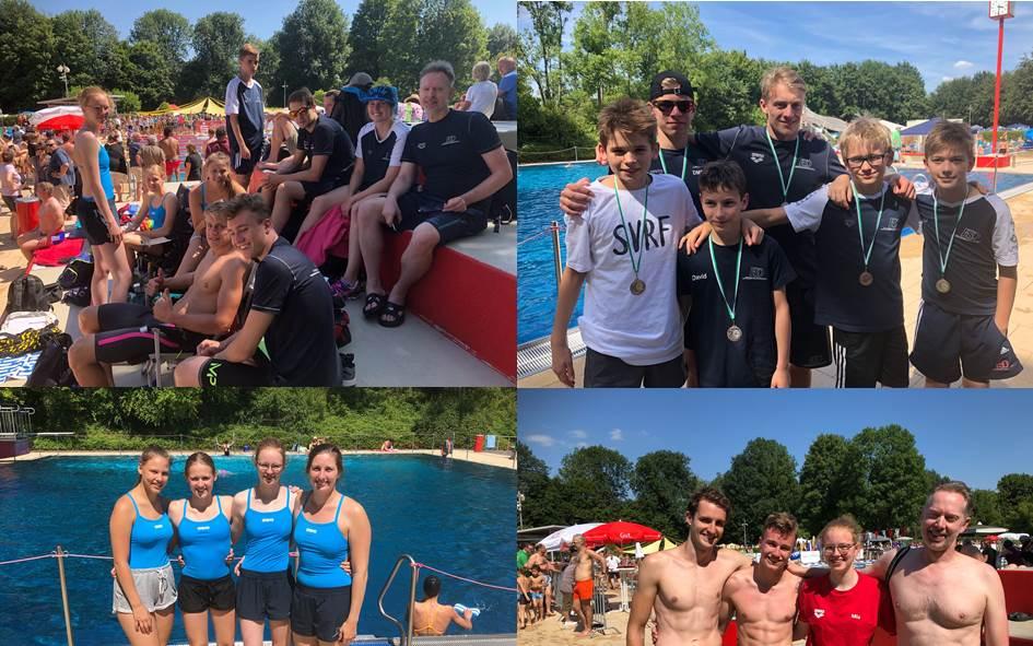 39. Dumeklemmer Pokal-Schwimmfest in Ratingen